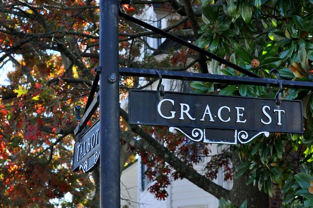 Grace St.