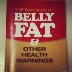 #dangers of #belly #fat #educational. Somethin...