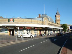 """Railway Station • <a style=""""font-size:0.8em;"""" href=""""http://www.flickr.com/photos/59278968@N07/6326219678/"""" target=""""_blank"""">View on Flickr</a>"""