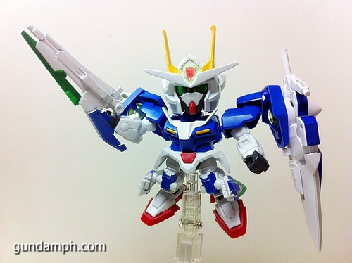 SD 00 Gundam Seven Sword G Review OOB Build GundamPH (24)