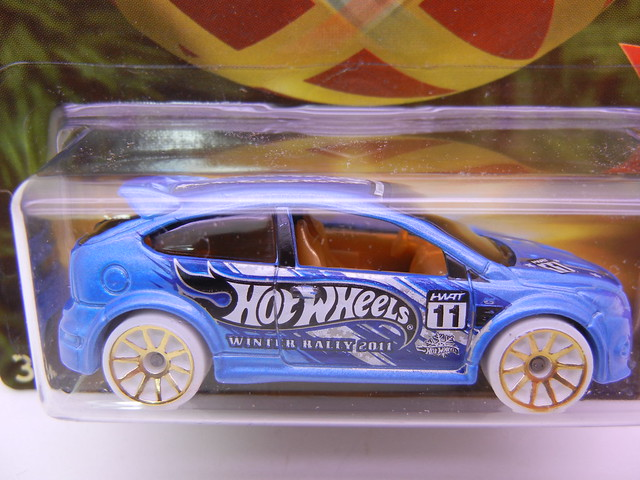 2011 hot wheels holiday hot rods fords focus rs (2)