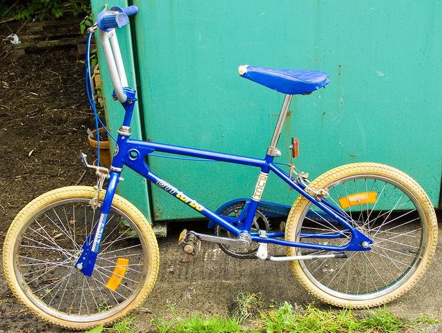 Puch GTI turbo vintage BMX