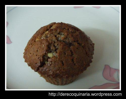 muffins duplo chocolate