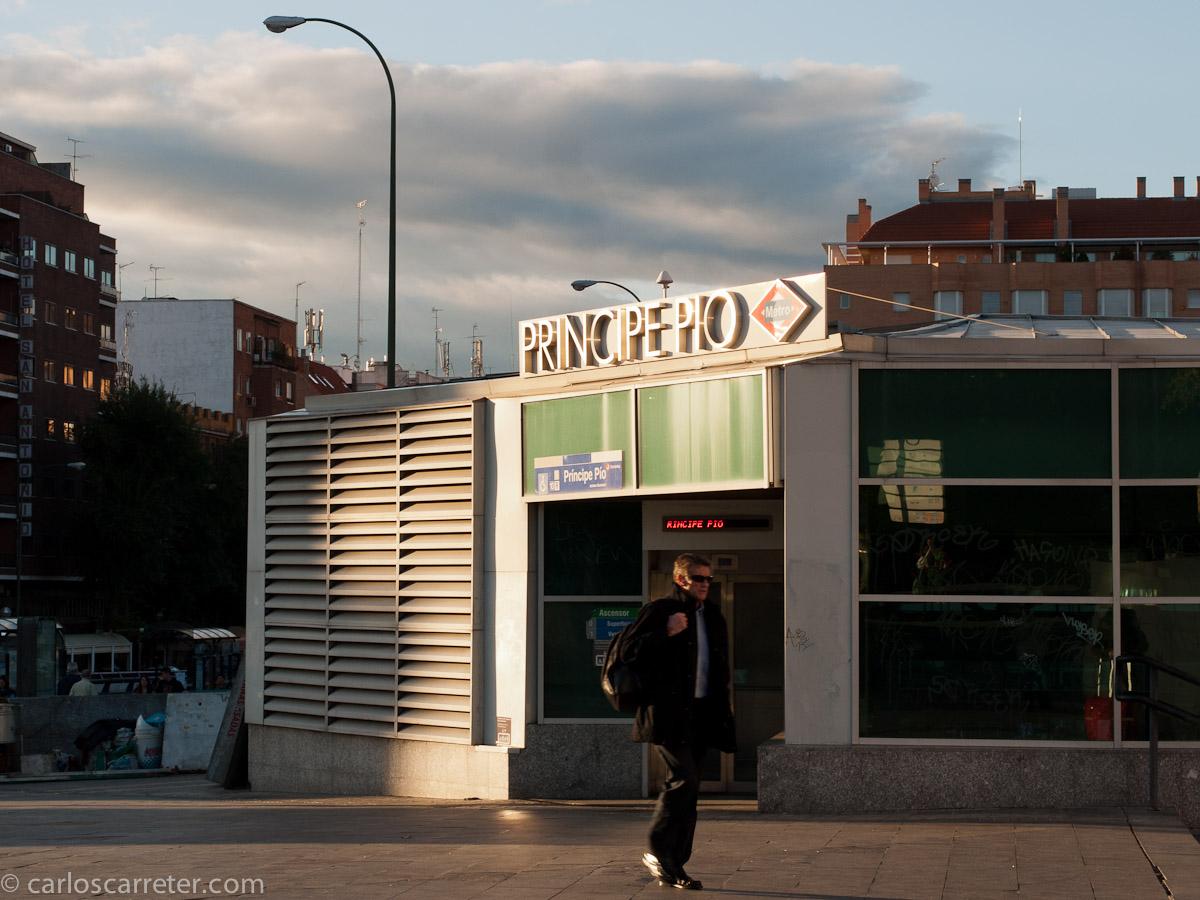 Principe Pío (moderna estación)