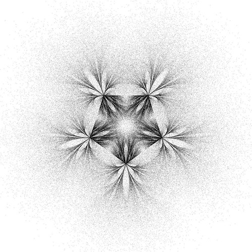 Moving Target Chaotic Pentagonal Fractal