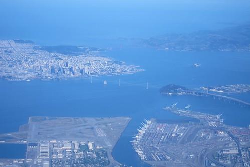 San Francico Bay - Golden Gate