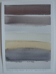 #11 Study in Gray + Brown