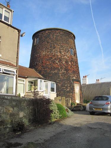 Hawsker Windmill near Whitby
