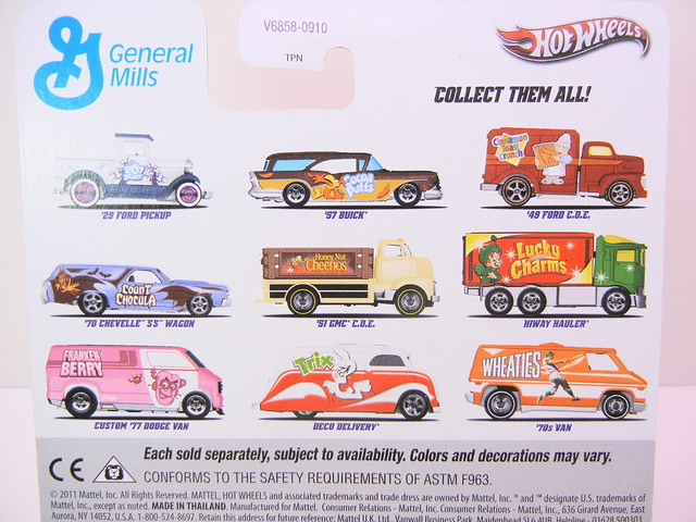 hot wheels nostalgia set