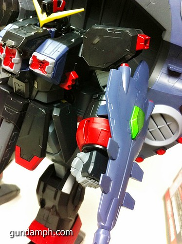 HCM Pro Destroy Gundam 1-200 GFAS-X1 Review (40)