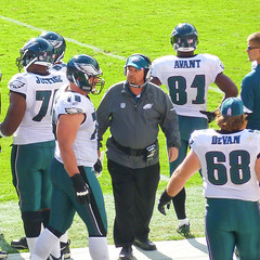 Eagles vs Redskins 10.16.11