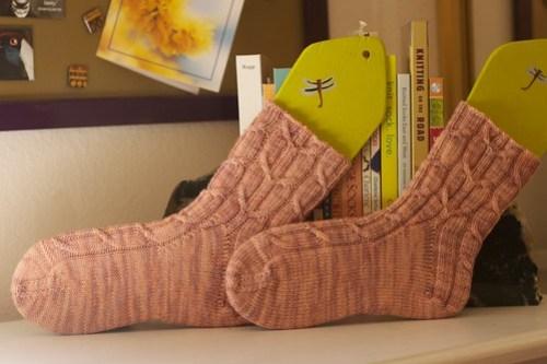 Calcareous socks: FO
