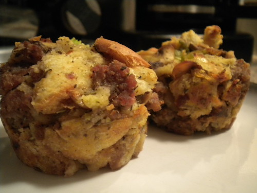 the best savory muffings
