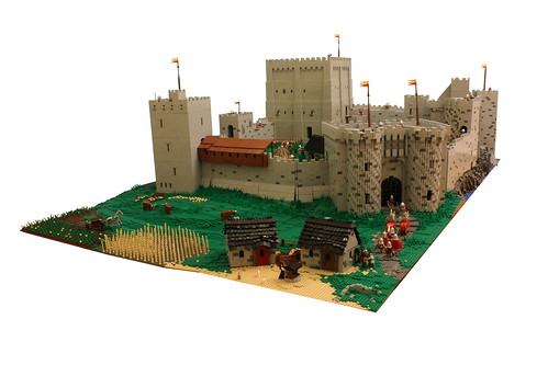 Haradford Castle by peggyjdb