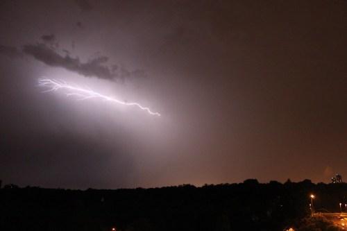 Lightning @ Long Branch