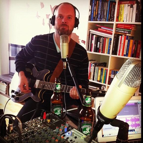 Idag pratar vi gitarr med Johansco.