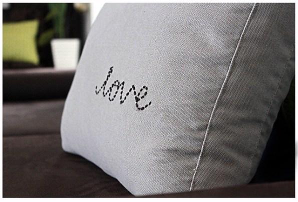 cushion love