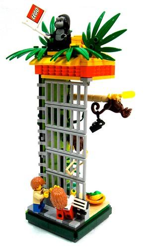 An Ordinary Day in the Monkey House - 1 by Ninja_Nin