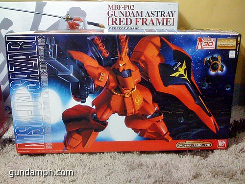 new haul october 30 2011 pg red frame bonus parts (4)