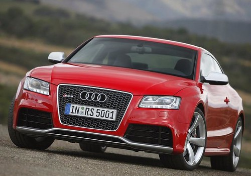Audi RS5: Version Repotenciada del A5