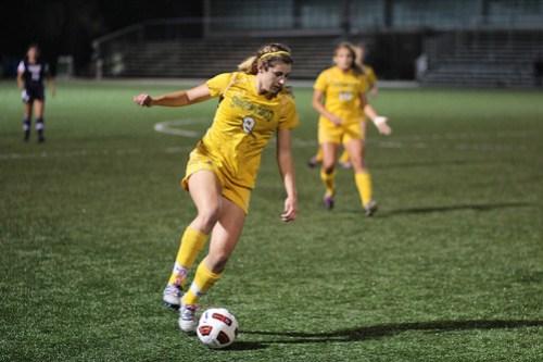 Women's Soccer by Sean Culligan
