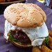 The Yellow Griffin Pub - the English Breakfast Burger