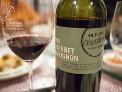 Oliver's Taranga Vineyard Cabernet Sauvignon 2009, McLaren Vale