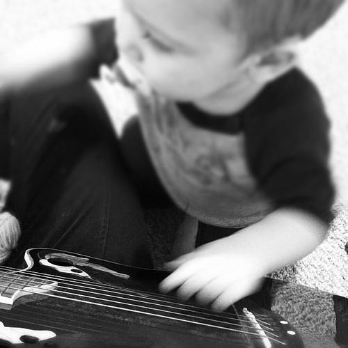 Learning along side mommy by rebourne.etsy.com