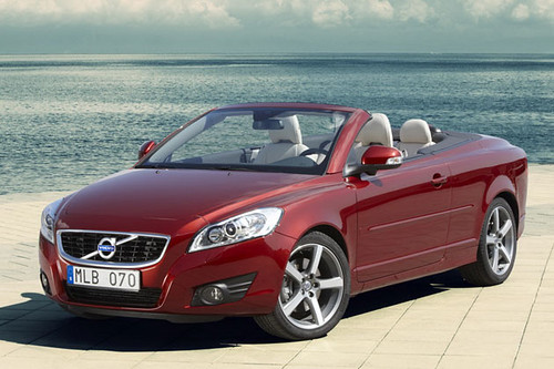 Volvo C70: Deportivo Coupe y Descapotable
