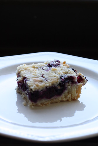 Blueberry Pie Squares