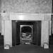 Fireplace, Aberglasslyn House, Aberglasslyn, NSW, Australia [1977]