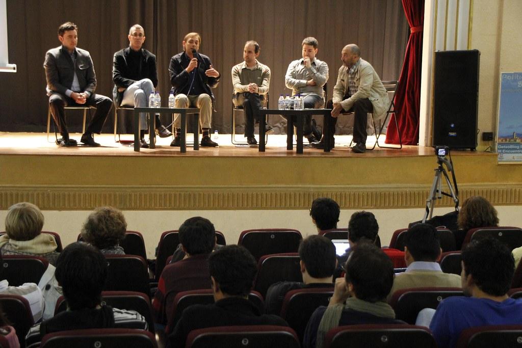 III Encuentro Anual de GetxoBlog