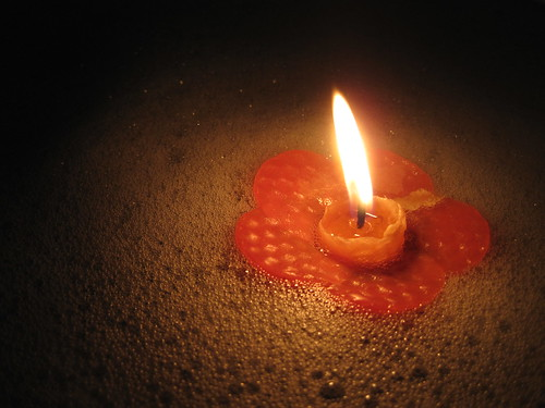 bath & candles