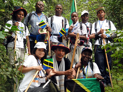 The Kilimanjaro Climb for Africa UNiTE to End ...