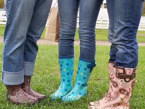 mudboots