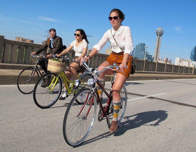 2011 Dallas Tweed Ride
