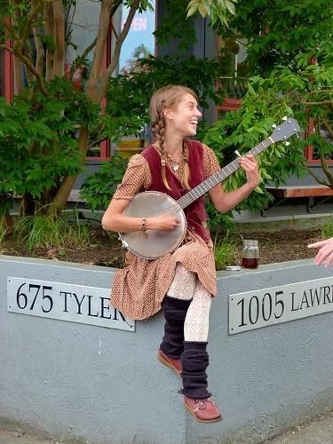 the corner banjo