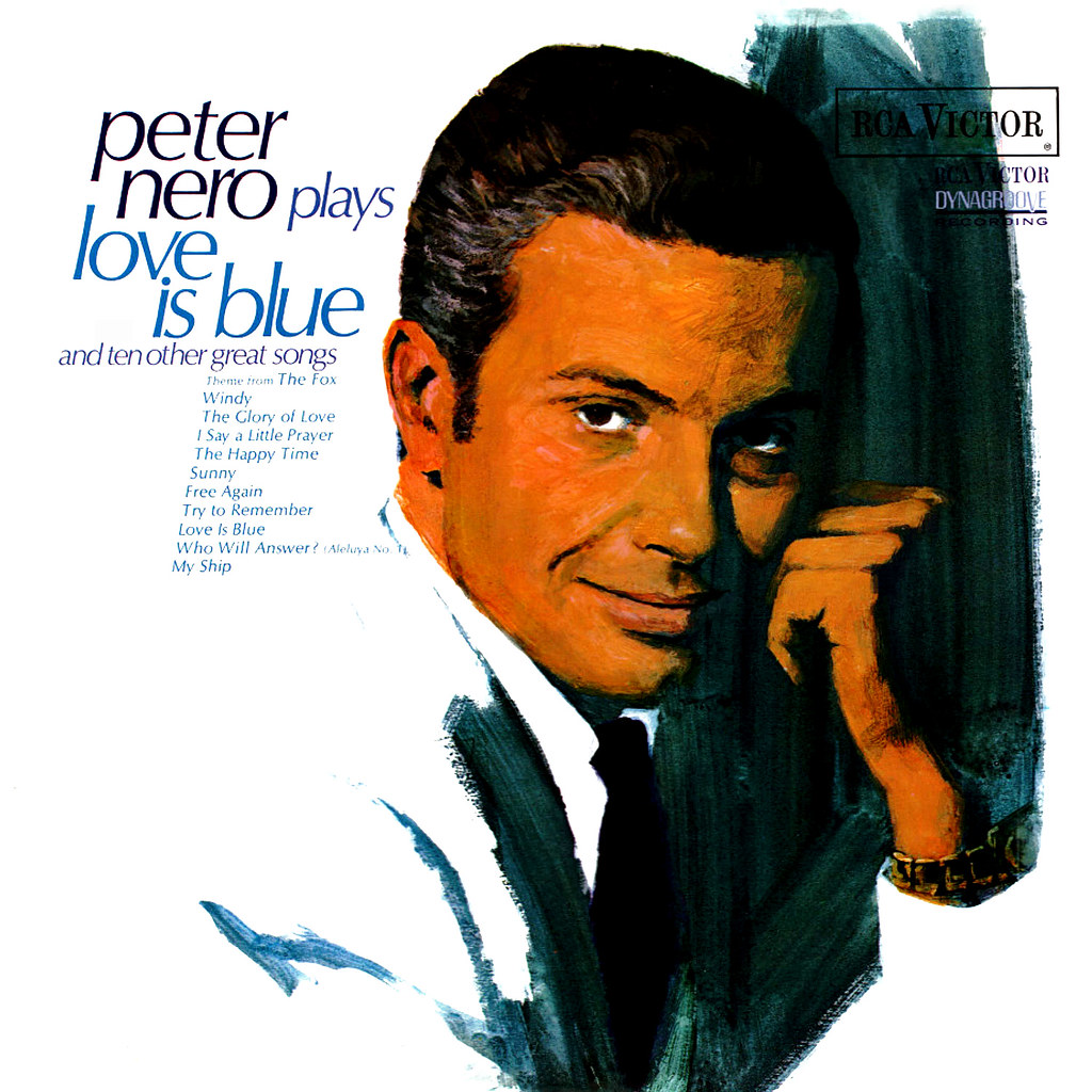 Peter Nero Plays Love is Blue