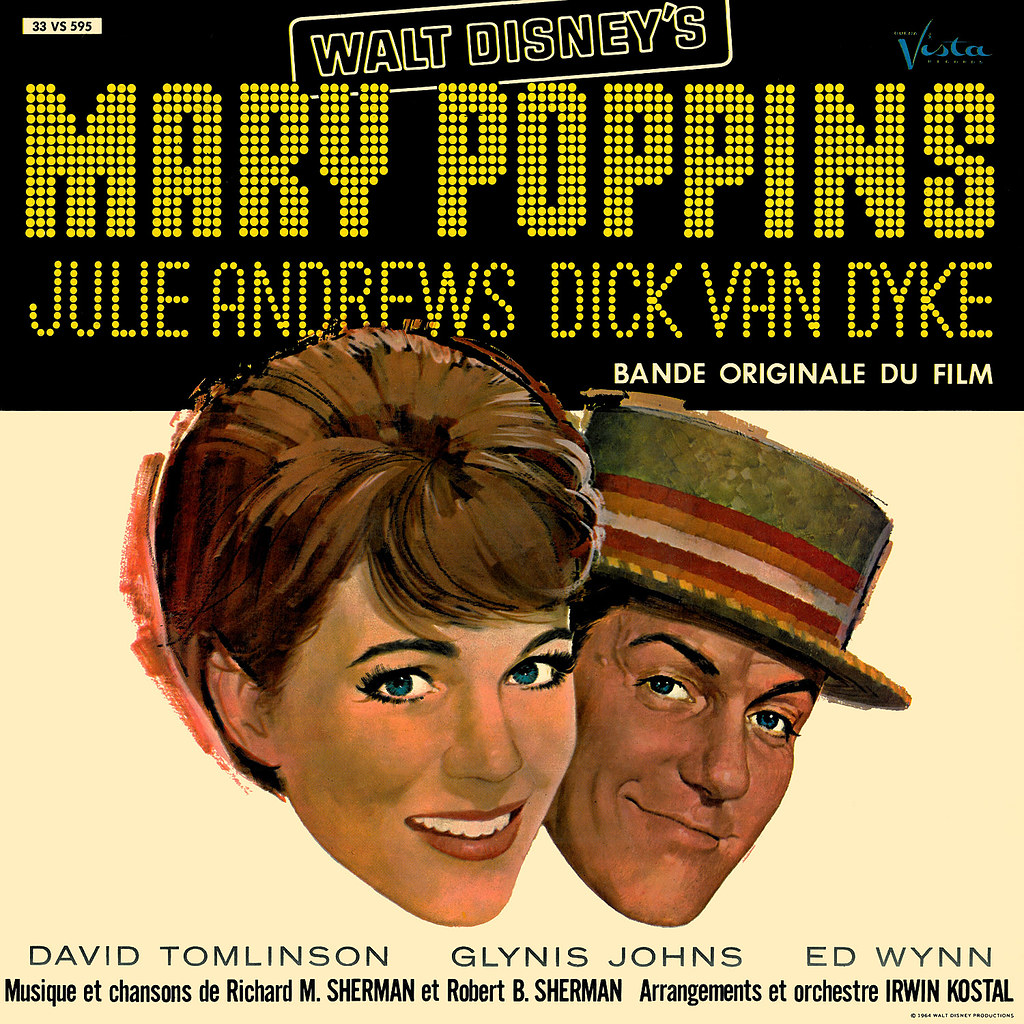 Richard M. Sherman; Robert B. Sherman - Mary Poppins