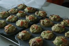 Guacamole Muffins