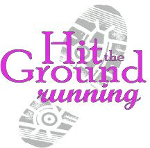 Hit the Ground Running logo