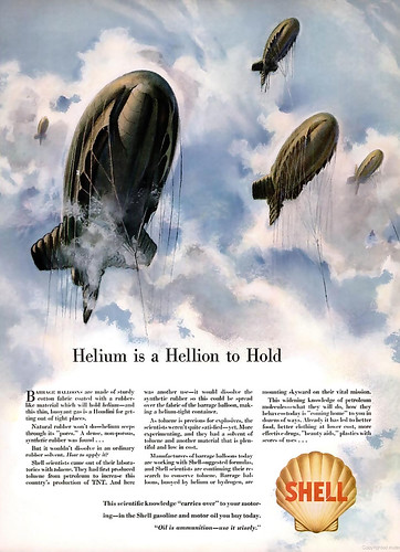 1942 ... 'Big Bulbuous Balloons are Beautifully Buoyant!' by x-ray delta one