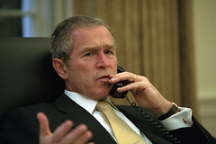 911: President George W. Bush Telephone Call t...