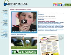 HavernCenter.org - School Website for Children with Learning Setbacks
