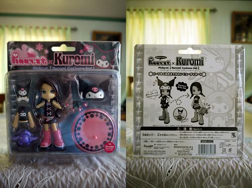 Kuromi Pinky 001-002