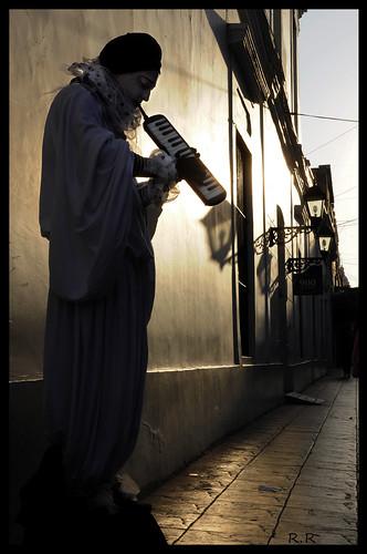 36/365 - Pierrot the Clown by EcoVirtual