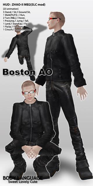 Boston AO set by SLC @ The Deck