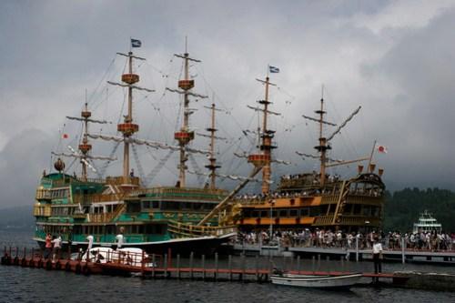 """Pirate"" ships!"