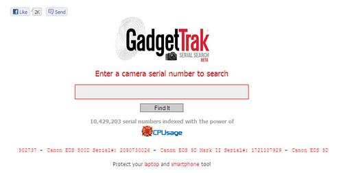 gadgettrack