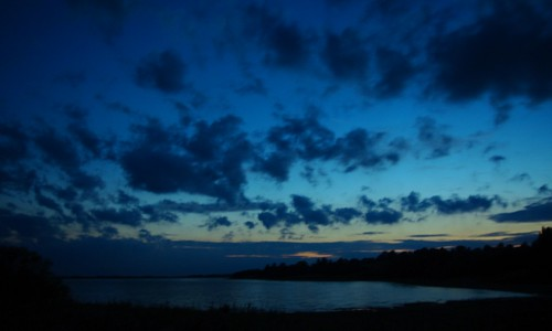 20110819-31_Toft Bay or Toft Shallows at Dusk_Draycote Water by gary.hadden
